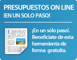 Presupuestos ON-LINE